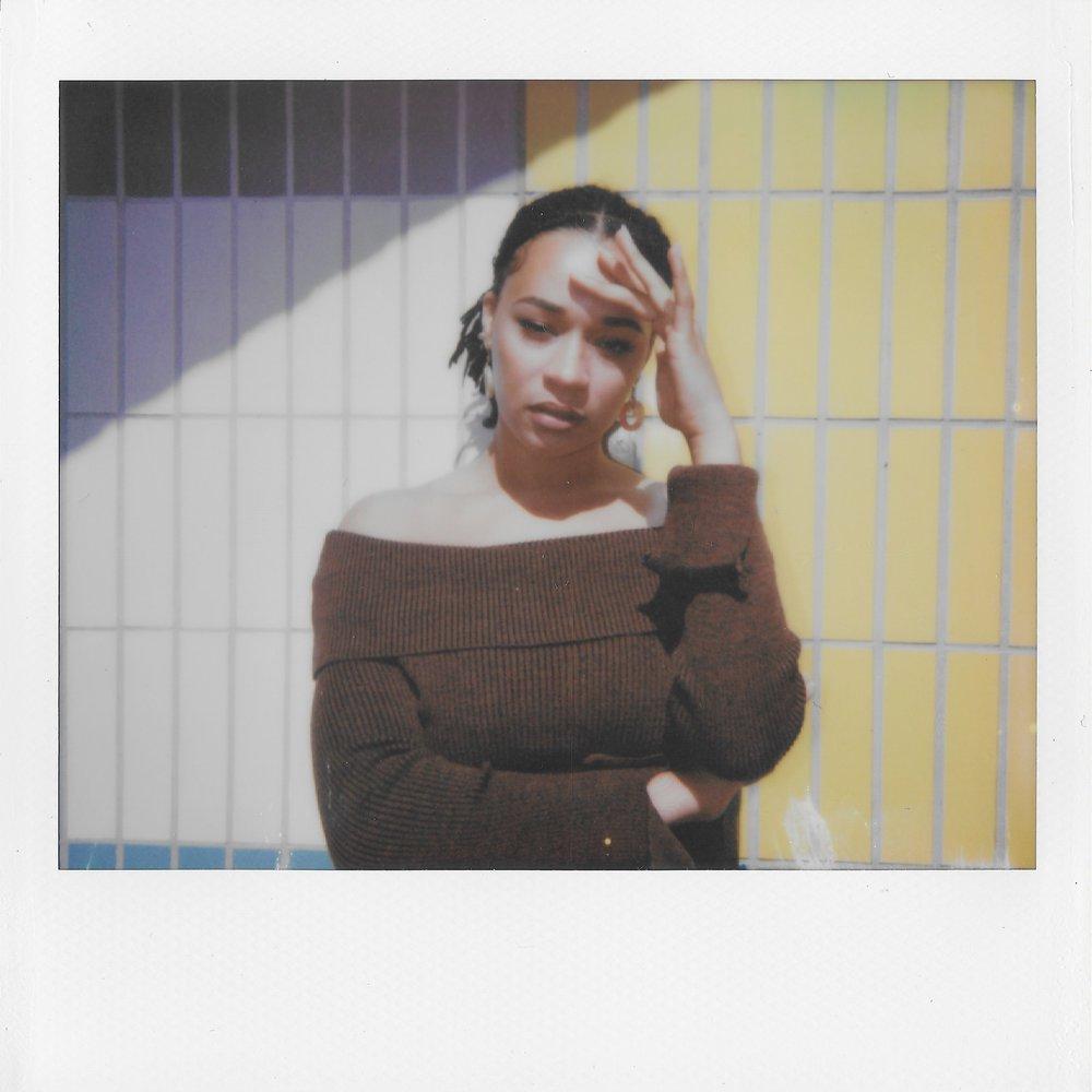Erin Corrian-Alexis shot by  thursday.