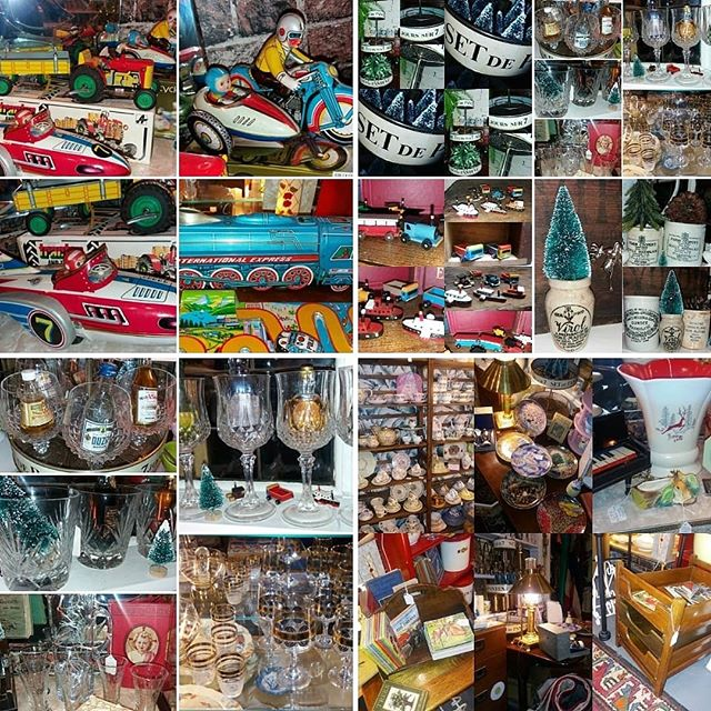 There are only four more shopping days left  @mrstinsleysvintage down here in @woodstreetindoormarket  So if you had your eye on a little gem pop down before it's too late, remember we are closed on Christmas Eve but open every day until then x  #vintageshopping #mrstinsleysvintage #hiddengem #woodstreetindoormarket #shoplocal #shopindependent #walthamstow #christmas #xmas #presents