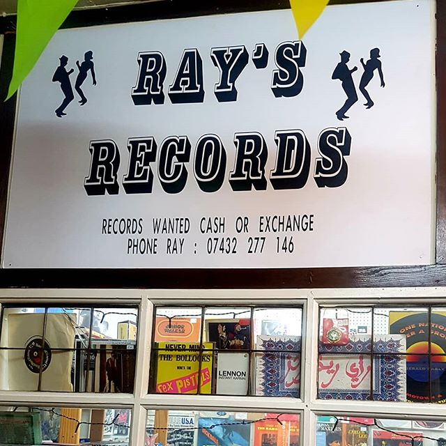 Rays Records welcomes you to pop in and have a look around. Lots of vinyls and more all in one place. #vinvl #records #cds #memorobelia #music #E17 #woodstreet #walthamforest #woodstreetmarket
