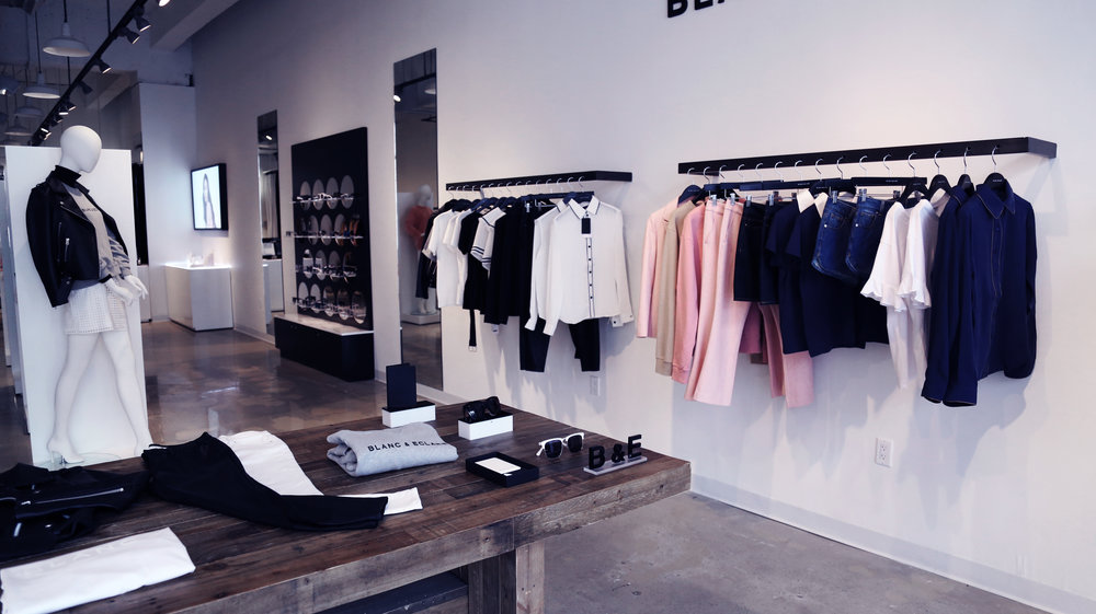 A look into BLANC & ECLARE's Flagship Store in New York