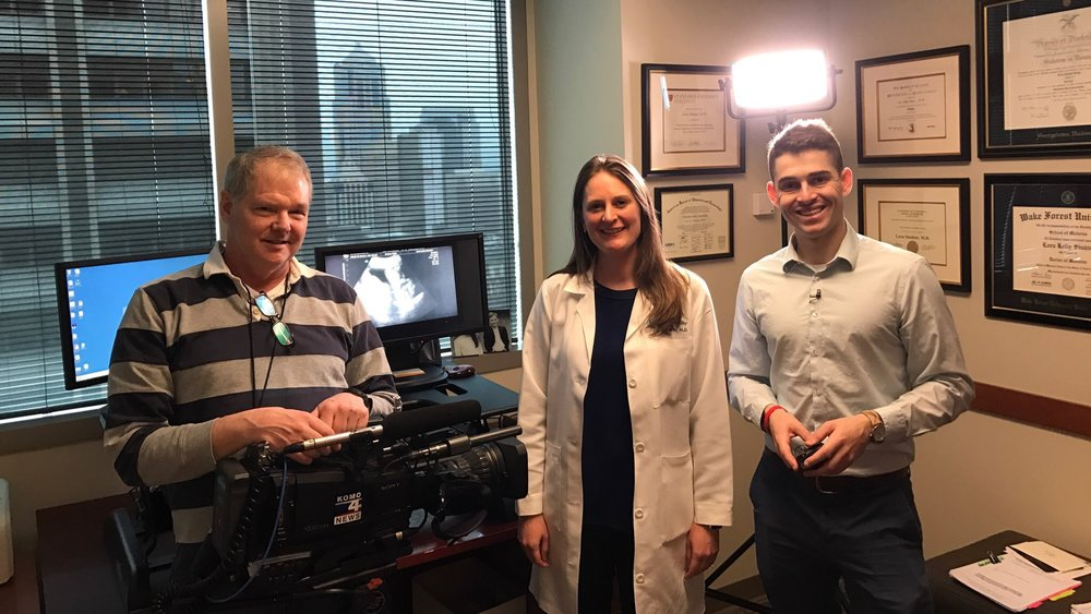 Discussing trending twins in IVF with Gabe Cohen from KING 5 News