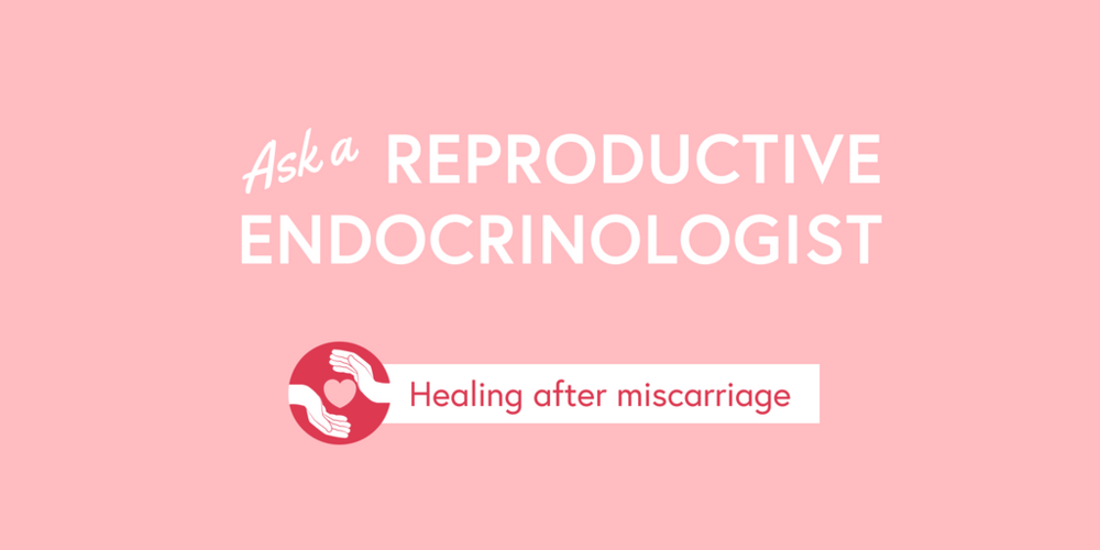 Interview with Celmatix on healing after miscarriage