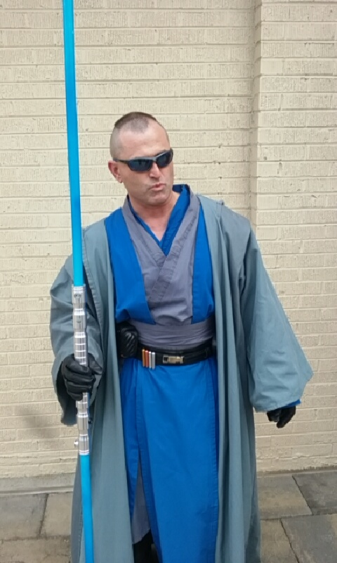 The Rebel Legion has requirements for what your costume must have. It's legit as hell.