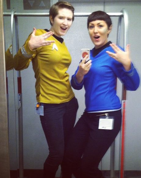 We're sooooo Fleet, okay?