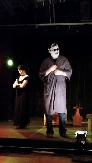 Experimental theatre will always be weird. No matter how much fun it is. And it is very, very, VERY fun.