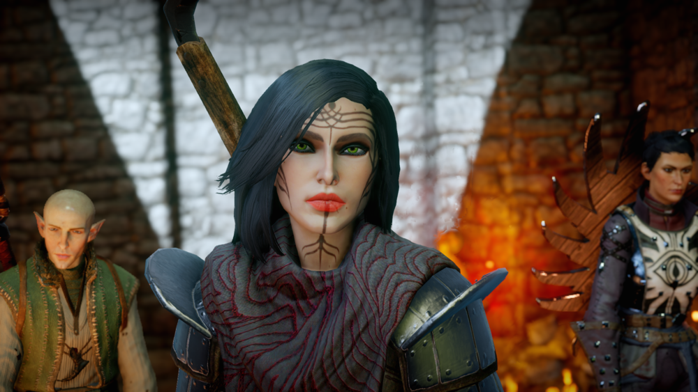 I might have made my main Inquisitor too attractive...