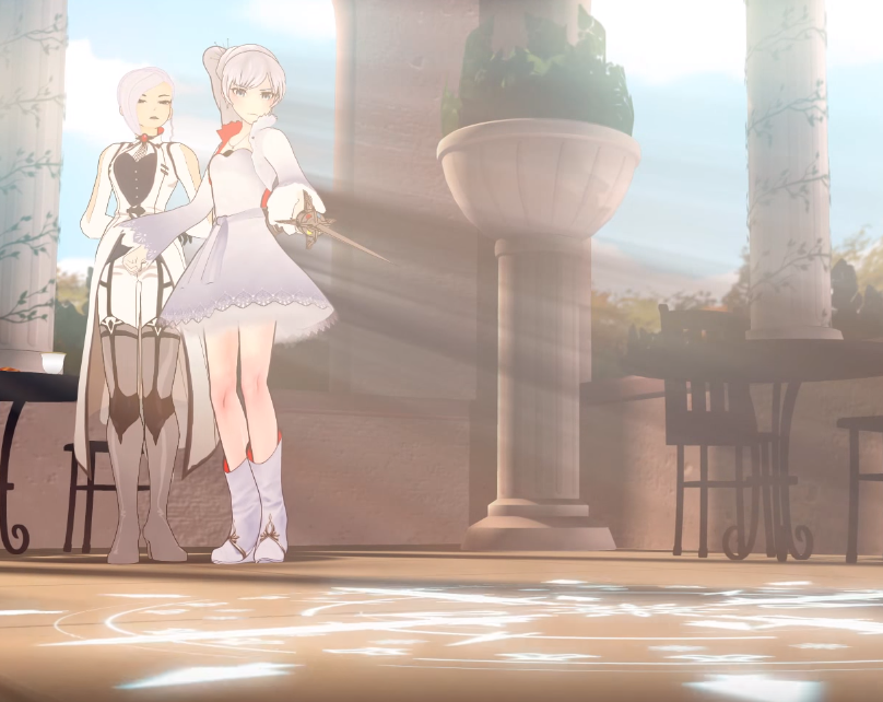 Just look at the physical manifestation of their relationship! THIS SHOW IS BEAUTIFUL!
