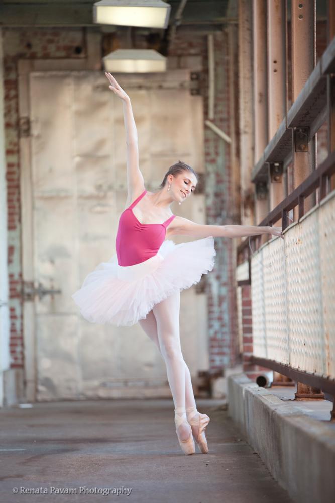 Ariadne McAuley at Fleur-De-Lis Academy