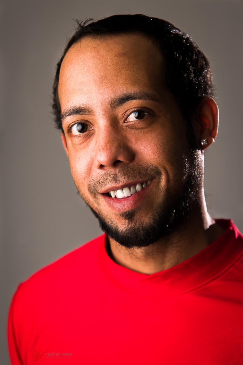 Yosvany Pascual: Ballet, Modern, Afro-Cuban dance instructor