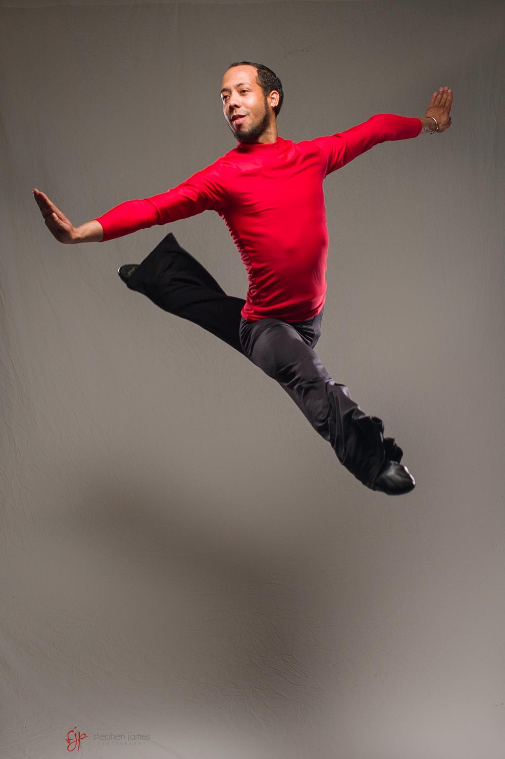 Yosvany Pascual Ballet, Modern, Afro-Cuban dance