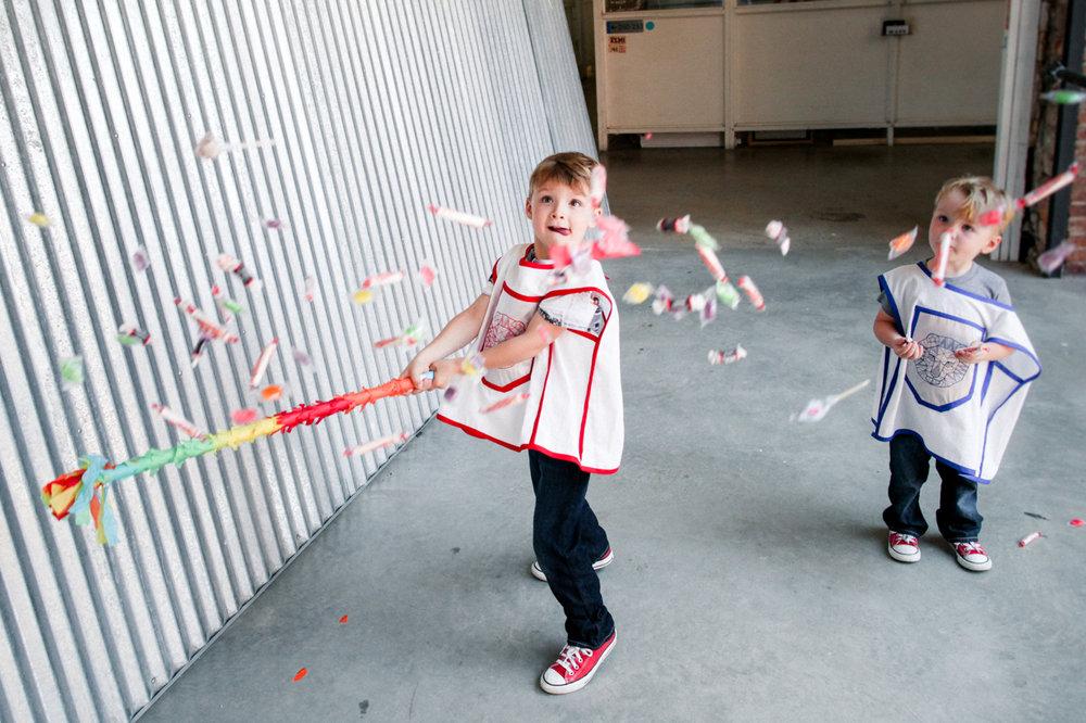Fleur-De-Lis Academy birthday ballerinos