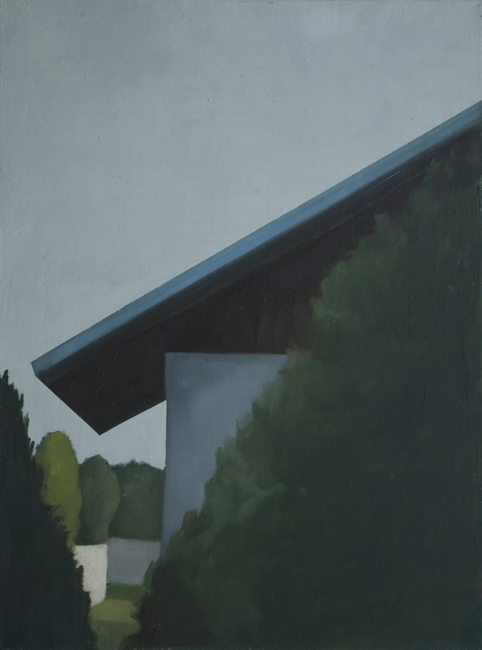 Ecologies #3, 2010, oil on linen, 60x45cm