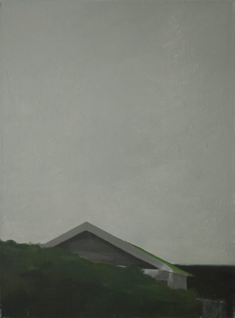 Ecologies #4, 2010, oil on linen, 60x45cm