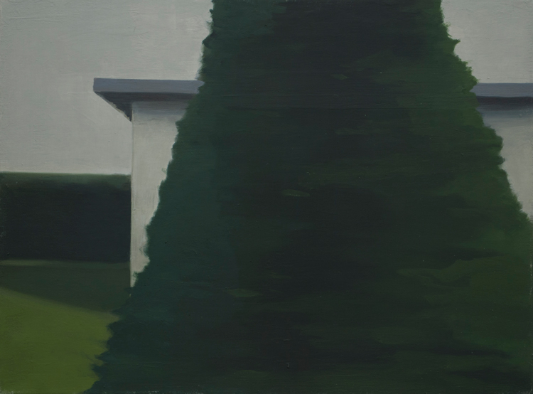 Ecologies #6, 2010, oil on linen, 45x60cm