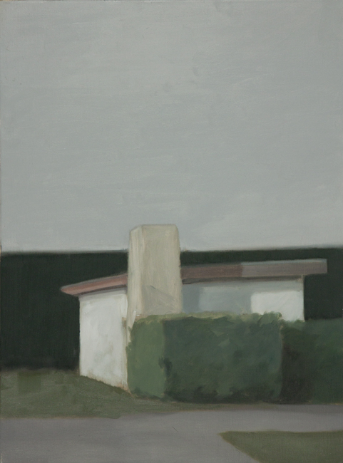 Ecologies #5, 2010, oil on linen, 60x45cm