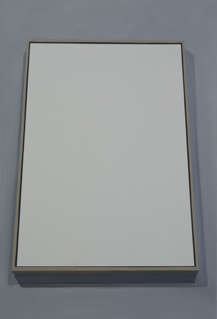 Supremas No.50 (1915), 2015, oil on canvas mounted on panel, 98x67cm