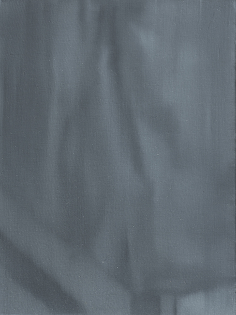 Concealed I, 2013, oil on canvas mounted on panel, 40x30cm