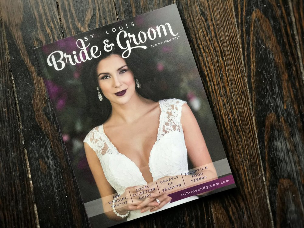 st louis bride and groom may 2017 cover