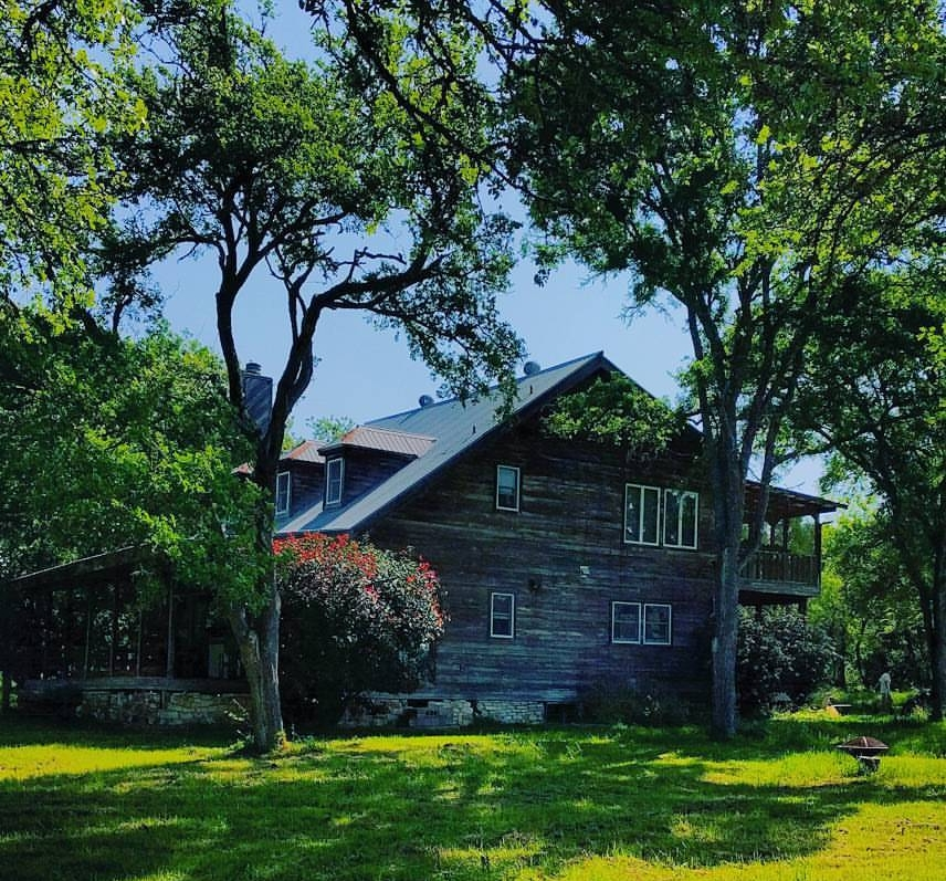 Get to know The  Ball Farm & Family.  - Pictured right:  The Farm House at The Ball Farm.