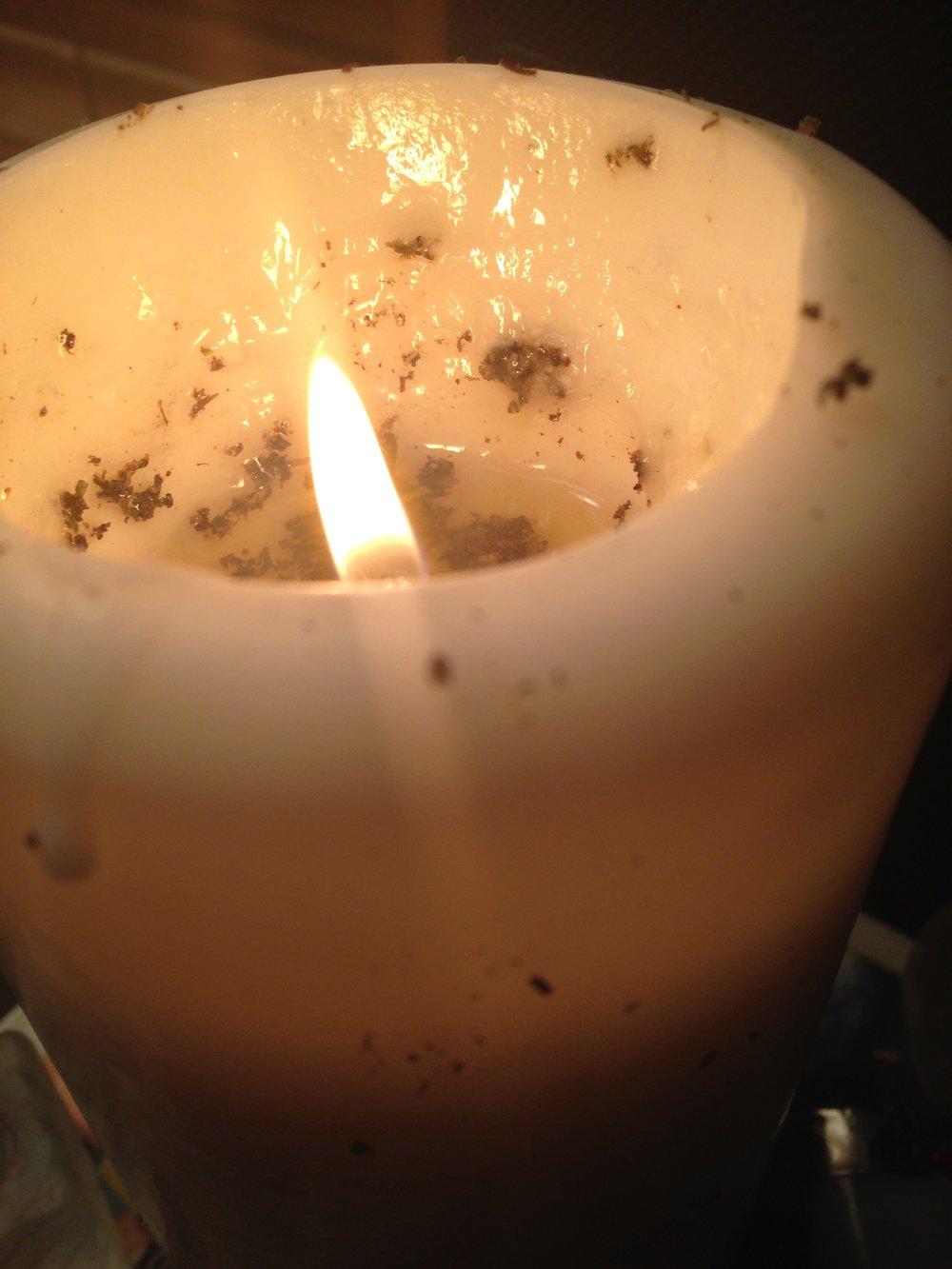 Creativity Candle