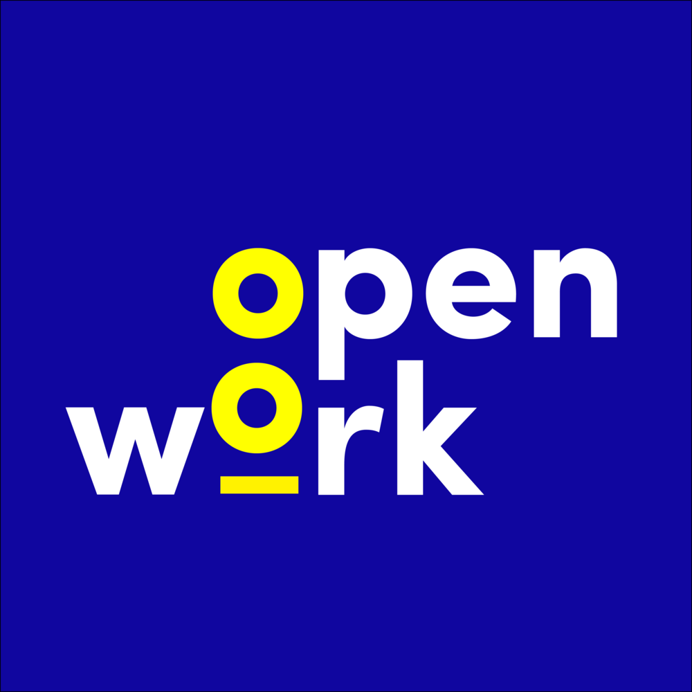 TAGLINE : Live Talks. Open Leaders. Powerful Insights.   DESCRIPTION:  OpenWork is an event series that highlights some of the world's most inspiring minds in business. Created to support Guerrero's mission of recognizing, promoting, and developing great executives, each OpenWork event exposes Guerrero's employees, their clients, and its audience of engaged and passionate leaders to inspiring stories from leaders at top companies.   COMPANY:  Guerrero Media   ROLE:  Design Director