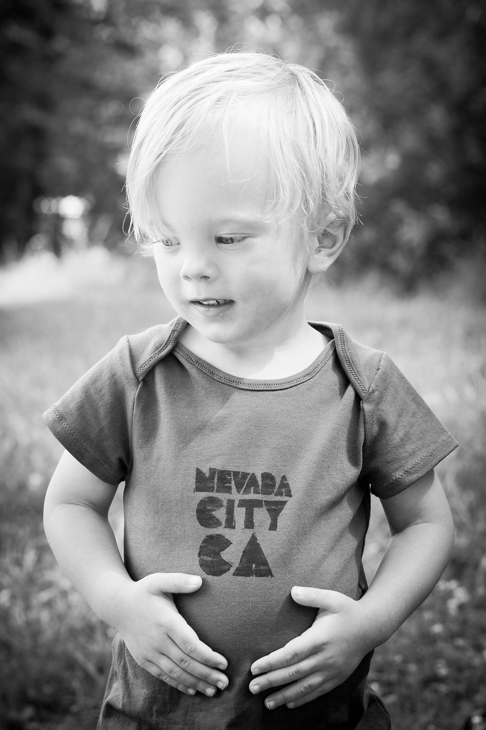 Nevada City T-Shirt