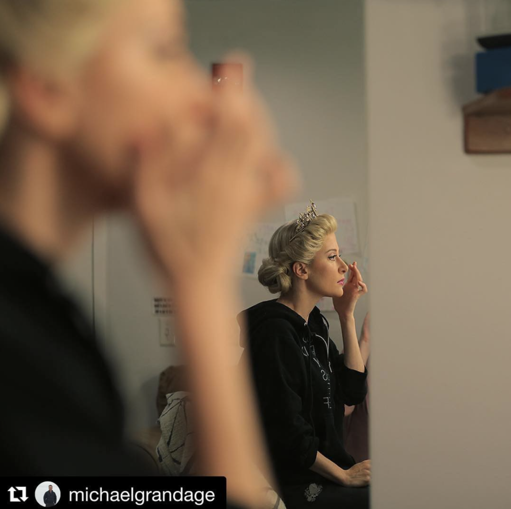 Photo by Michael Grandage Intsagram: @michaelgrandage
