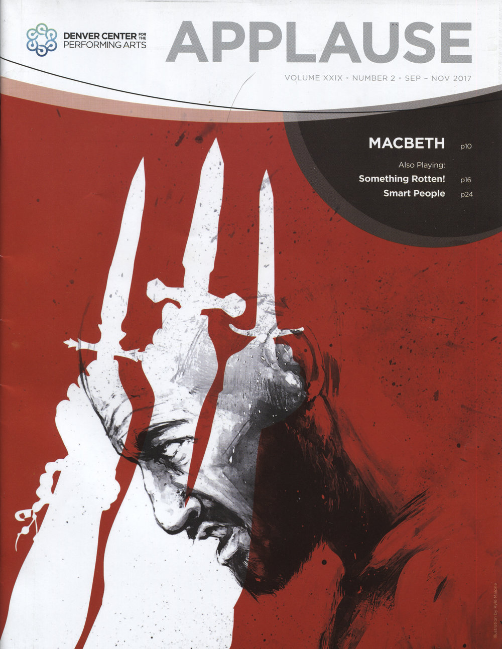 Denver Center for the Performing Arts' Applause Macbeth Edition