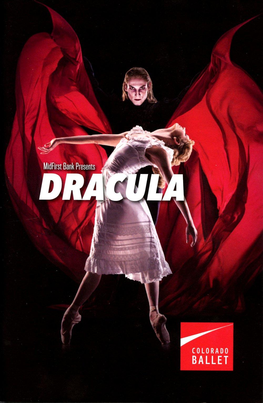 Colorado Ballet's  Dracula