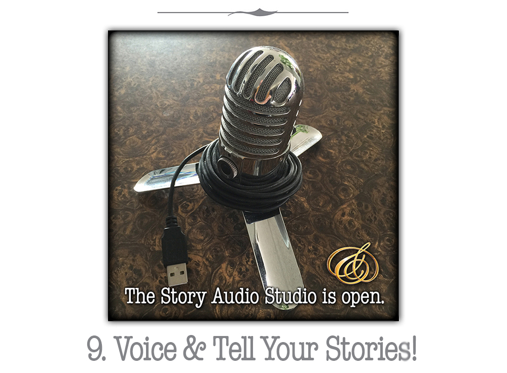 9. Voice & Tell.JPG