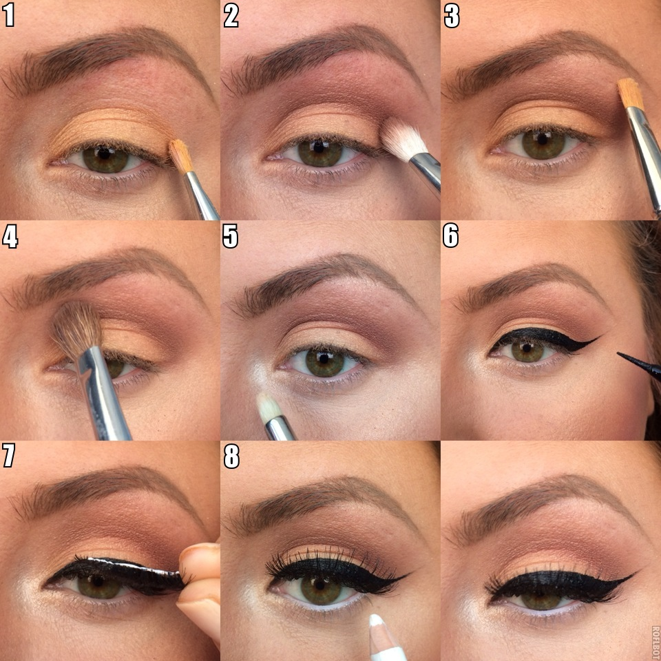 Golden Natural Eye Esteem