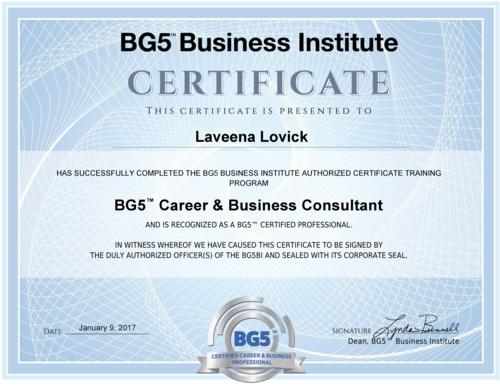 Laveena brianne lovick lovicks human design bg5 career and business consultant certification altavistaventures Images