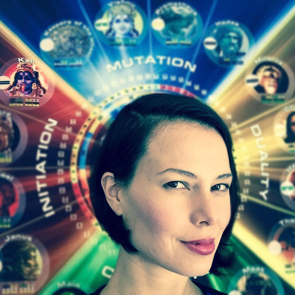 Laveena Lovick, Human Design System Teacher laveenalovick@gmail.com