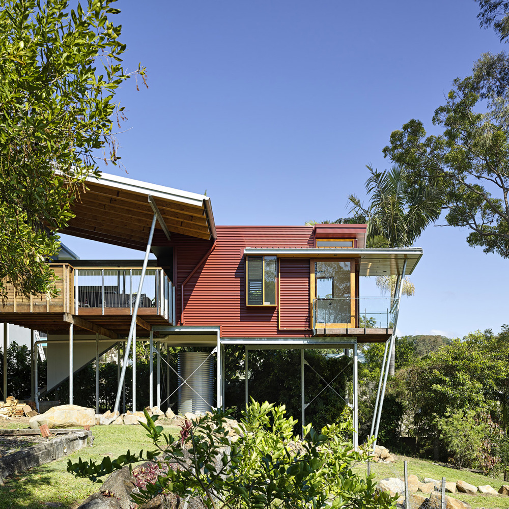 Red Soil House / 2014