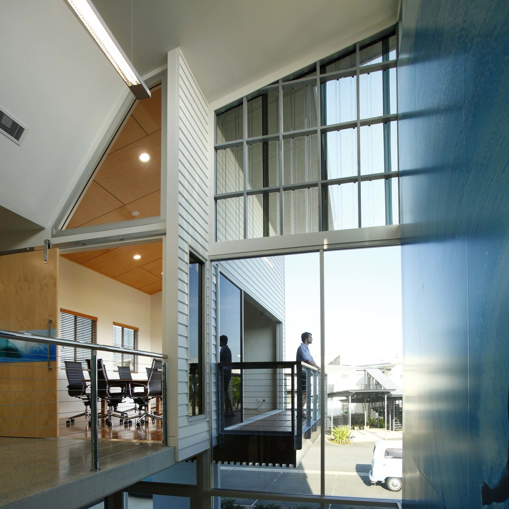 Surfing Australia High Performance Centre / 2014