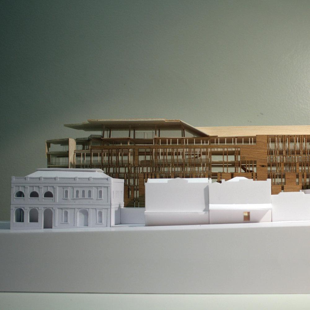 Green T Masterplan / 2006 - 2011