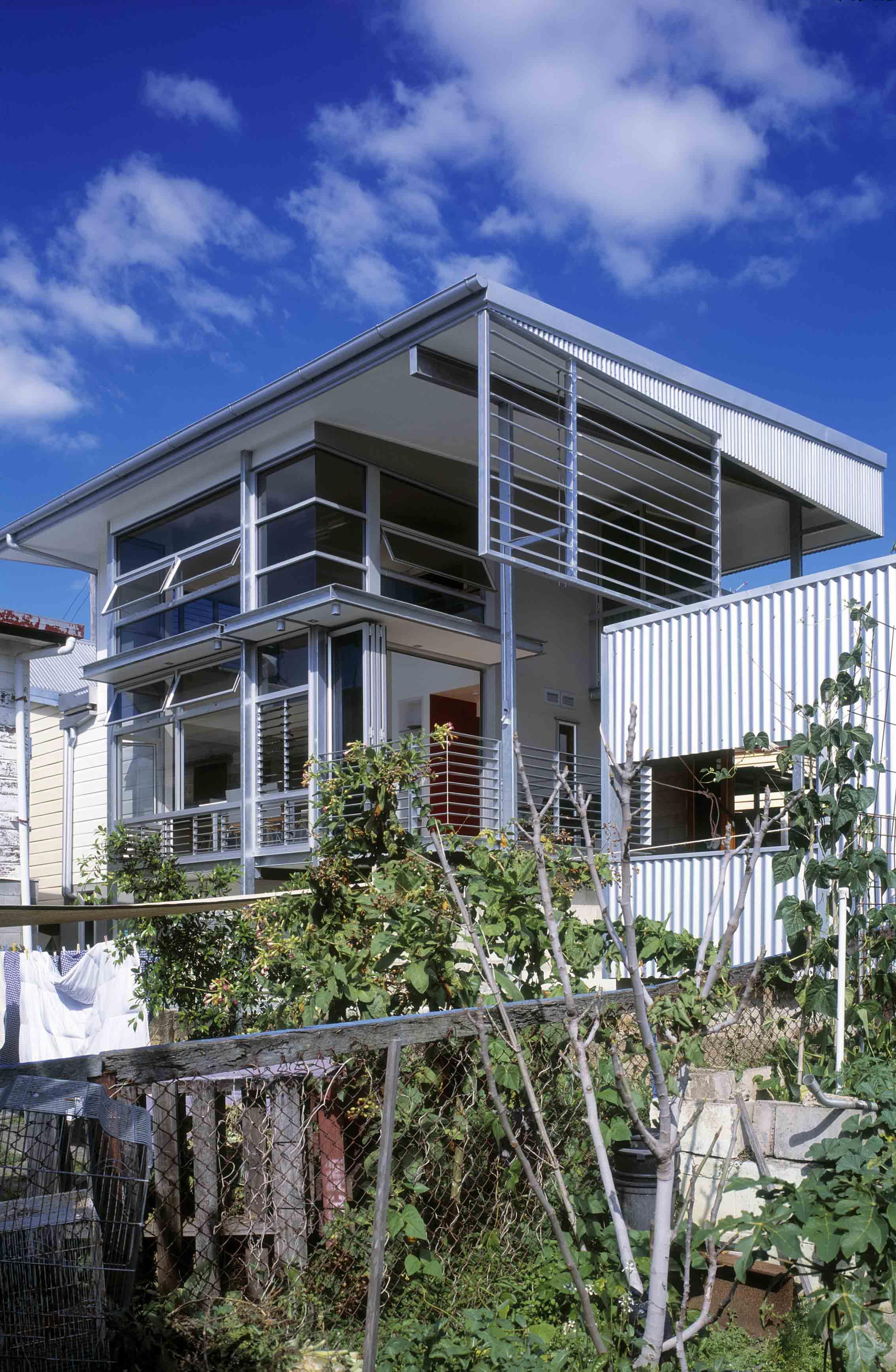 Shroud House — phorm architecture + design