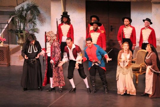 The Barber of Seville - ROSINA PALMETTO OPERA February 2, 2018