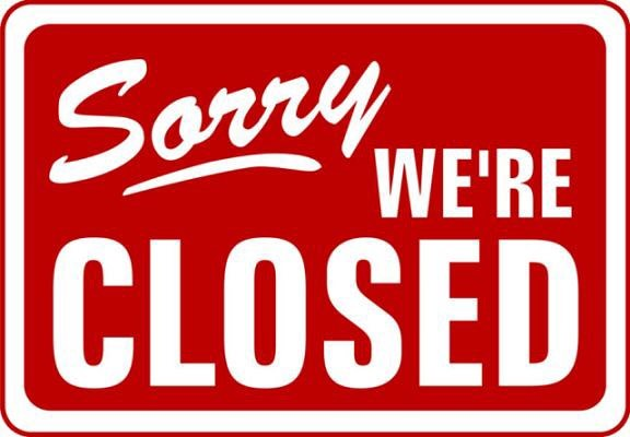 Sorry, we are closed today due to the snow storm... #nomoresnow #please