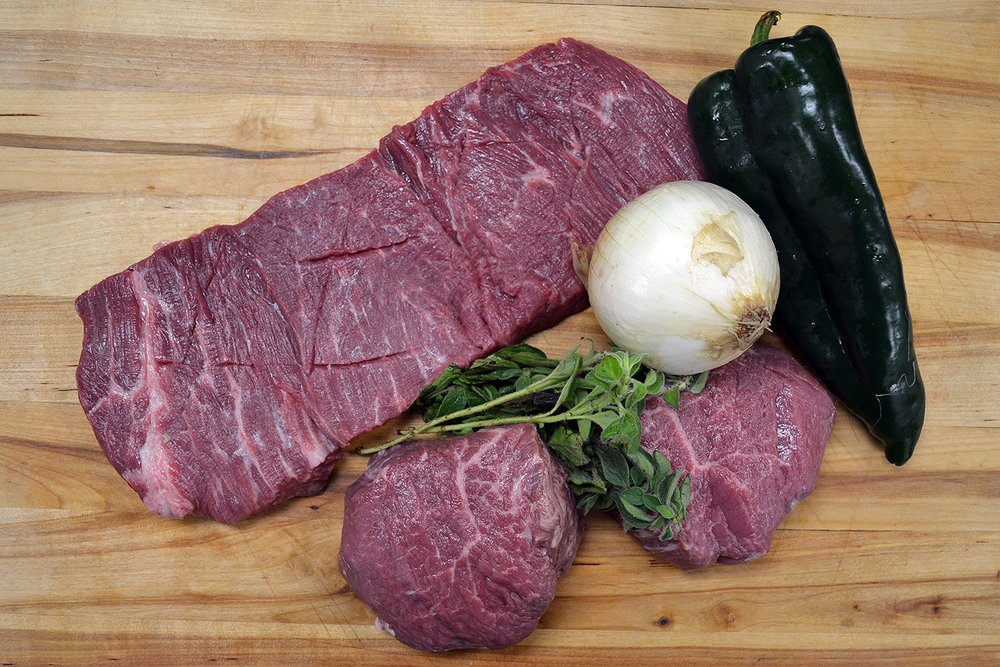Beef, Cut Tenderloin