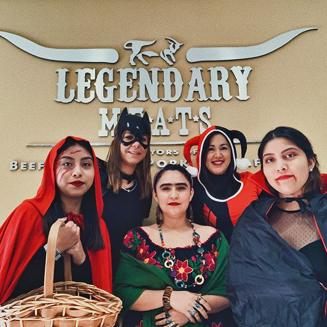 If you visit our office today, you might want to bring candy! @legendarymeatsllc . . . #halloween #bringonthecandy