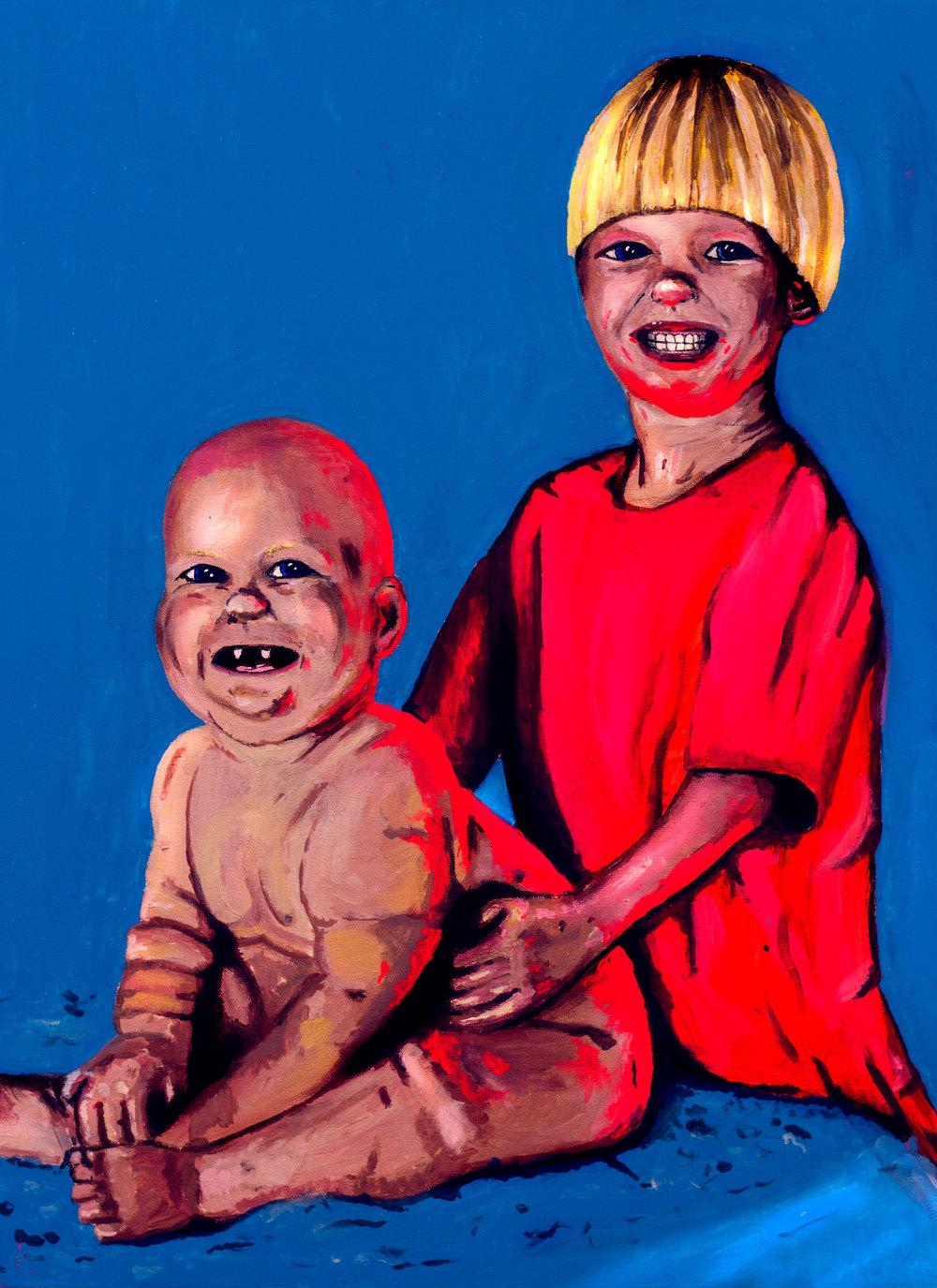 Neon Babies