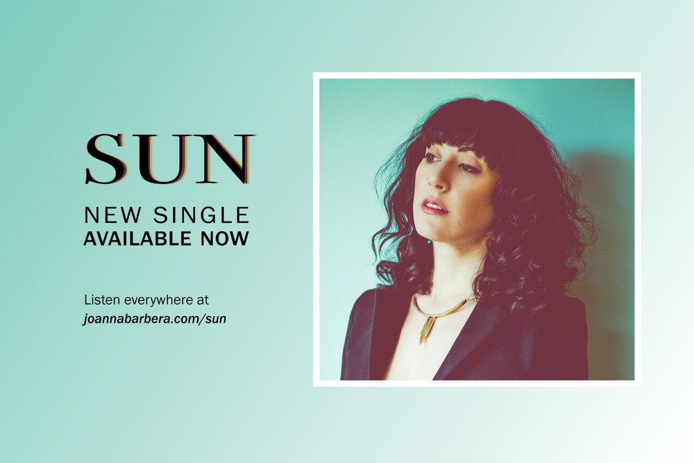 """Sun"" Available Now!"