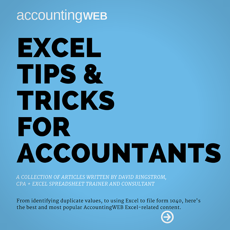 A collection of our top performing excel-related content used to incentivize website registrations.