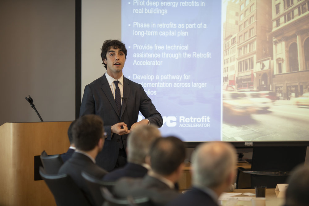 Aaron Ordower, Senior Policy Advisor, NYC Mayor's Office of Sustainability