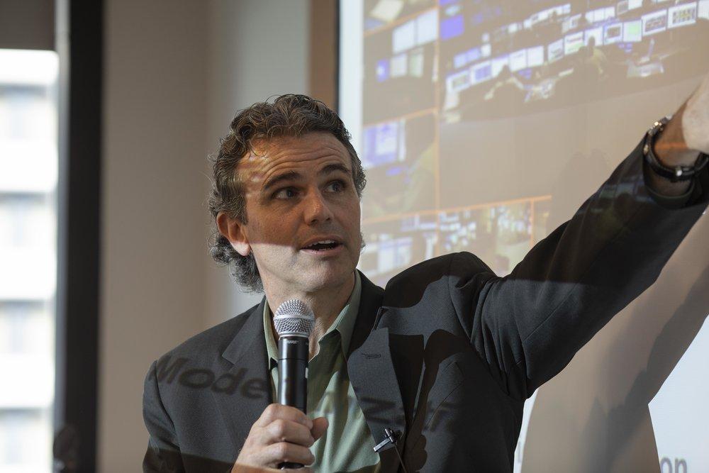 Damian Sciano, Director Distributed Resource Integration, Con Edison