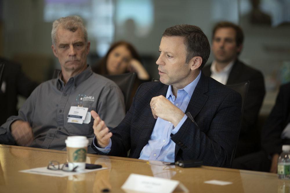 Gary Rahl, Executive Vice President,Booz Allen Hamilton