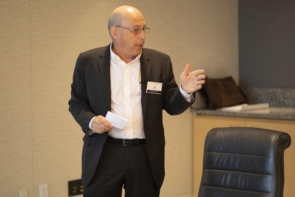 Bill Ravanesi, Boston Regional Director, Healthcare Without Harm
