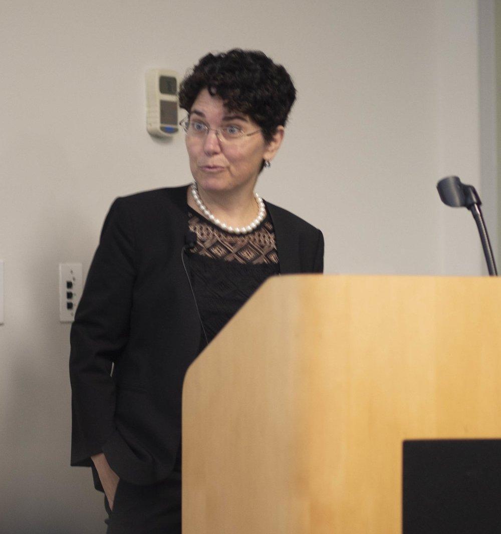 Tria Case, City University of New York
