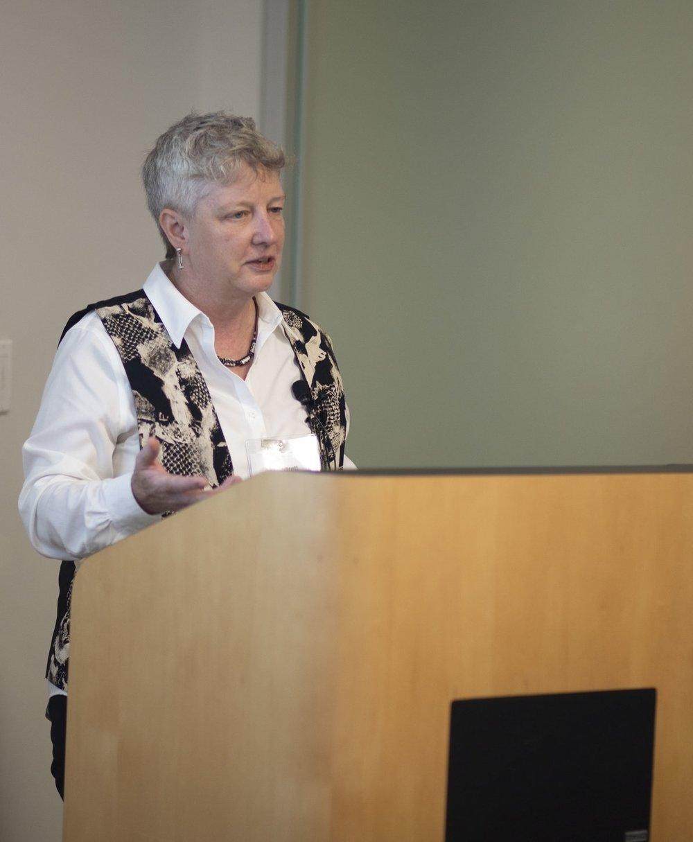 Margaret Jolly, Con Edison